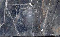 Questo geoglifo si trova in Mongolia ed è assolutamente simile a quelli che si osservano nella penisola del Sinai.