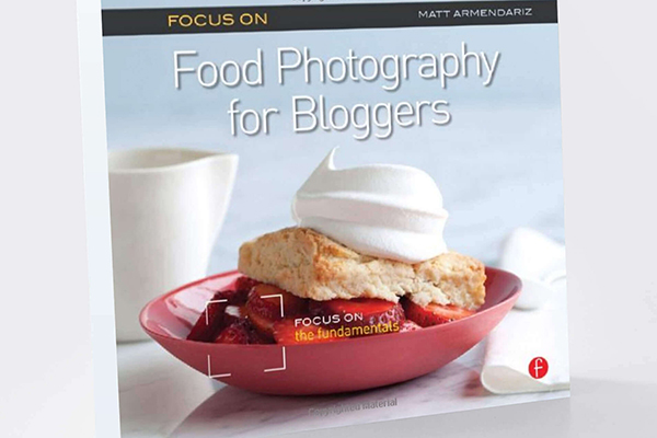 Food Photography for Bloggers Book