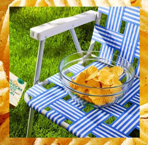 Jenna Gang Stop Motion Chips Creative Food Job