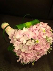 Hydrangea Hand Bouquet