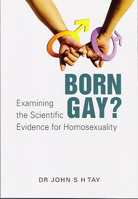 Born Gay? Book Cover