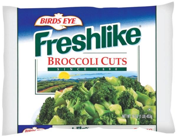 EWG39s Food Scores Frozen Vegetables Broccoli