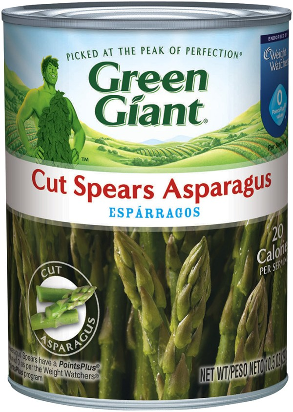 EWG39s Food Scores Canned Vegetables Asparagus Products