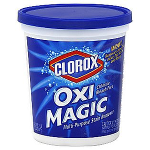 EWGs Guide to Healthy Cleaning  Clorox Oxi Magic MultiPurpose Powder Stain Remover Cleaner Rating