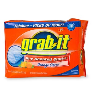 EWGs Guide to Healthy Cleaning  Pledge GrabIt Dry
