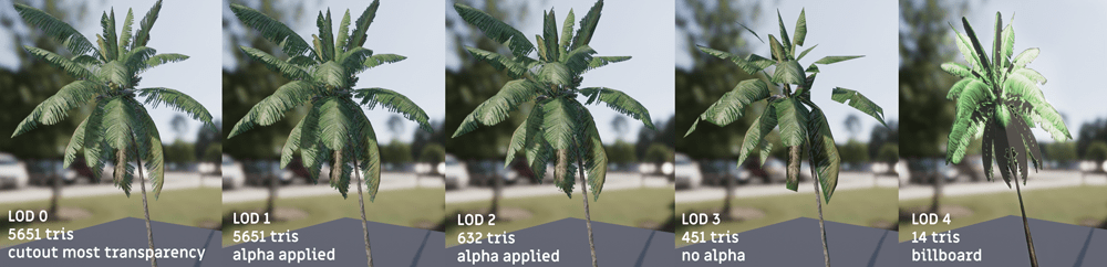 Creating Dense Foliage in VR: Part 2 - Phosphor Studios