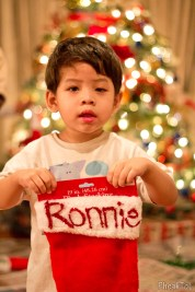 Ronnie's Stocking