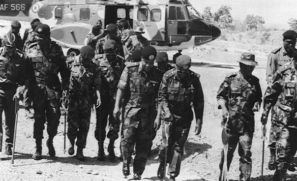 Image result for Babangida army