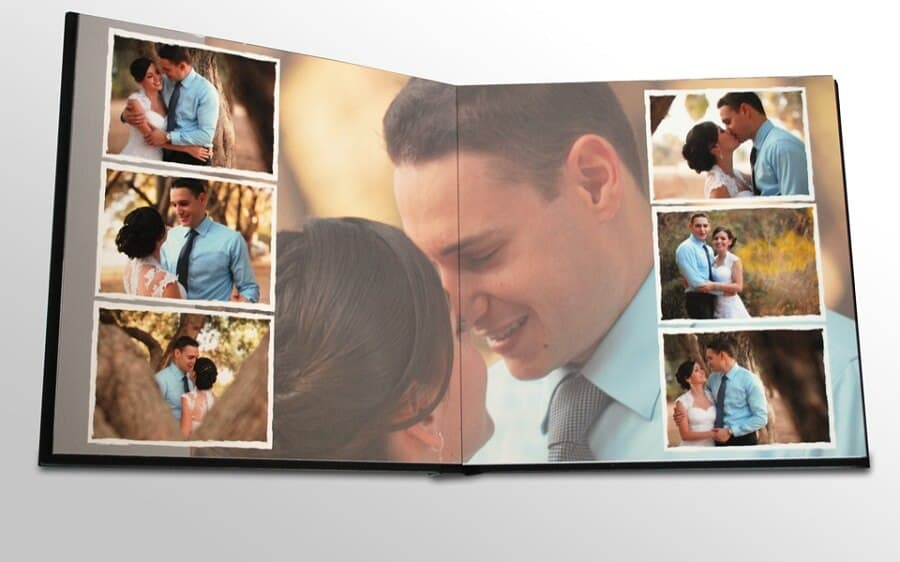 Best Wedding Photo Books & Albums Ideas