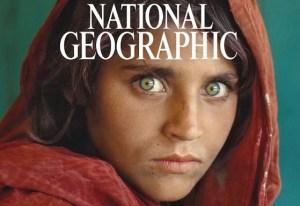la jeune afghane aux yeux verts steve maccurry du national geographic