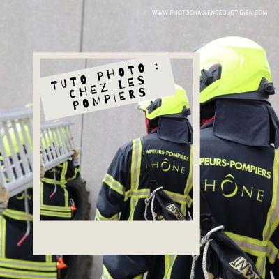 tuto photo pompier