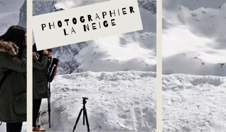 photographier neige