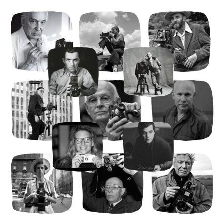 photographes connus et célèbres dans le monde