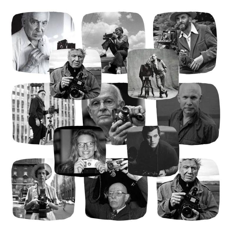 s'inspirer des grands photographes