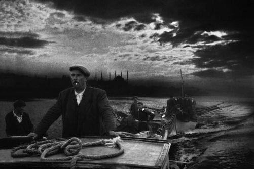 Ara Güler Istanbul photo