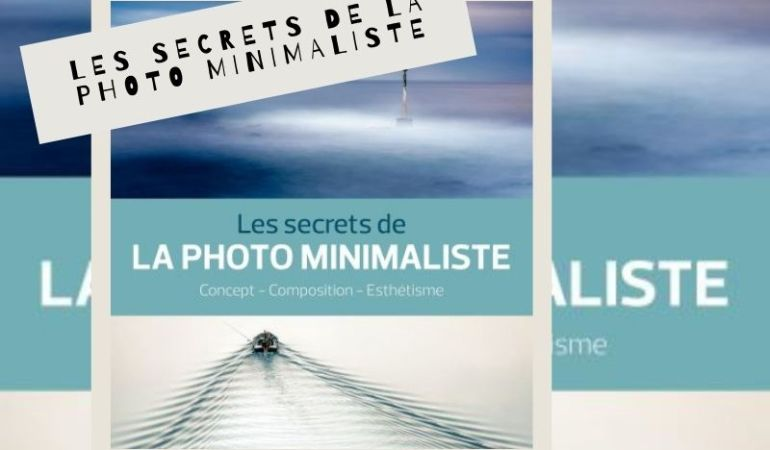 livre secrets photo minimaliste