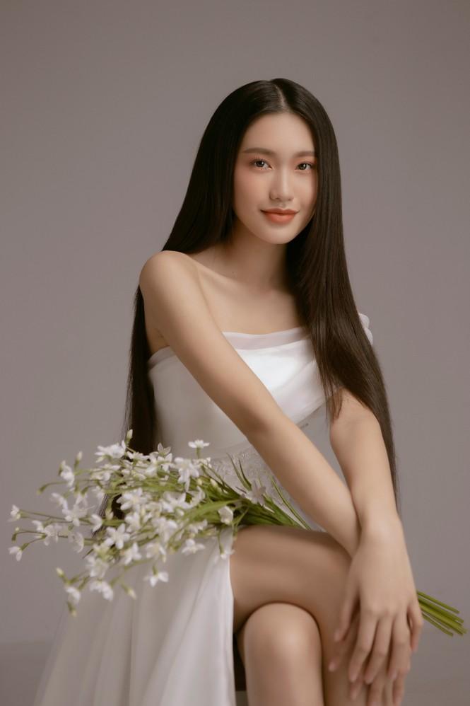 Doãn Hải My - người đẹp khả ái của Hoa hậu Việt Nam 2020 giờ ra sao? - ảnh 2
