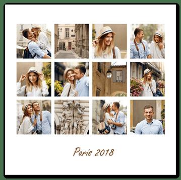 12 photo collage maker