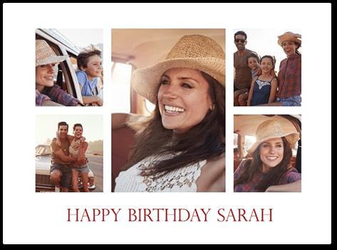 birthday collage maker free