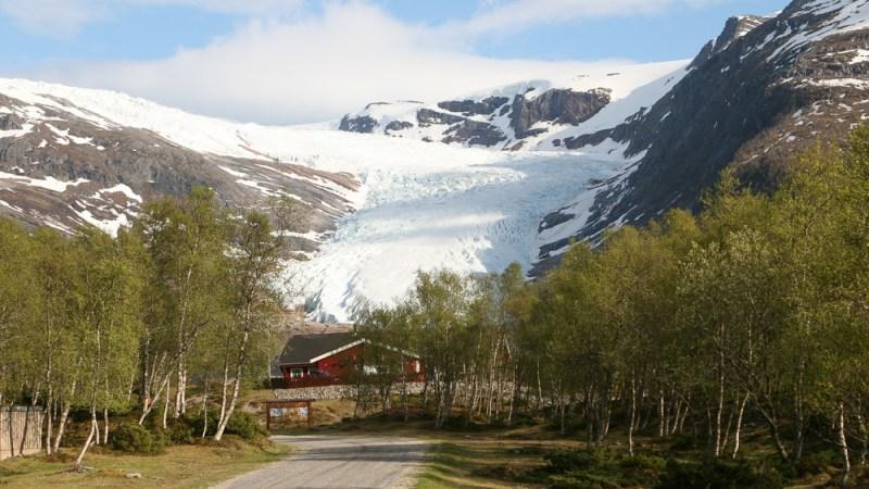 Glacier, Norway ©Cyndie Burkhardt.