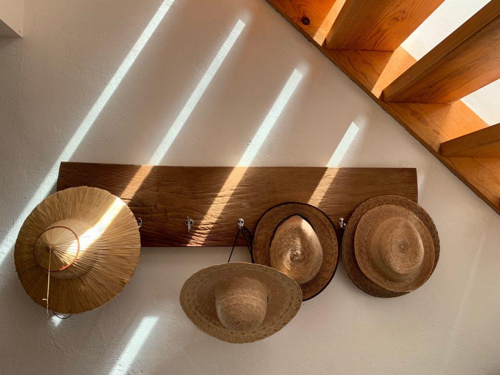 Shaman's house, interior details, Tepoztlan, Mexico ©2019, Cyndie Burkhardt.