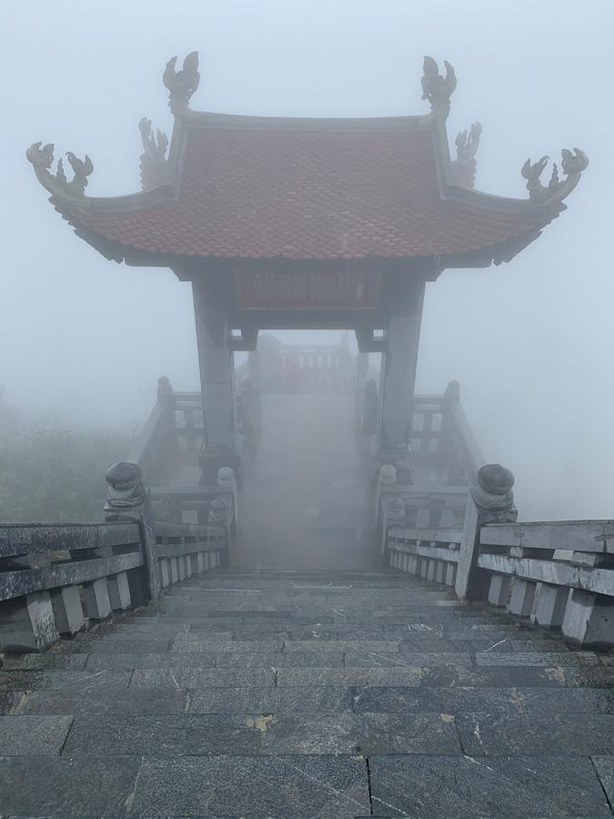 Mount Fansipan, Sapa, Vietnam ©2019, Cyndie Burkhardt.