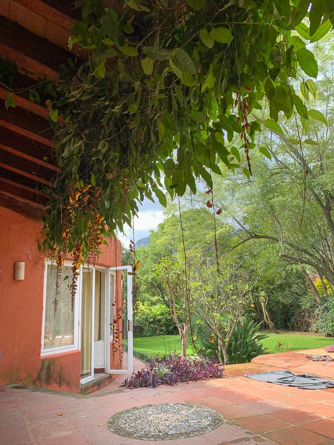 Shaman's house, Tepoztlan, Mexico ©2019, Cyndie Burkhardt.