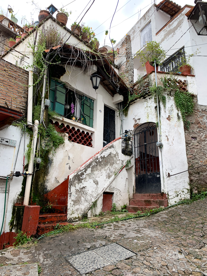 House, Taxco, Mexico ©2019, Cyndie Burkhardt