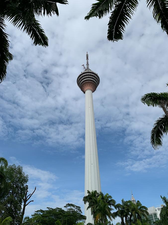 KL Tower, Kuala Lumpur, Malaysia, ©2020, Cyndie Burkhardt.