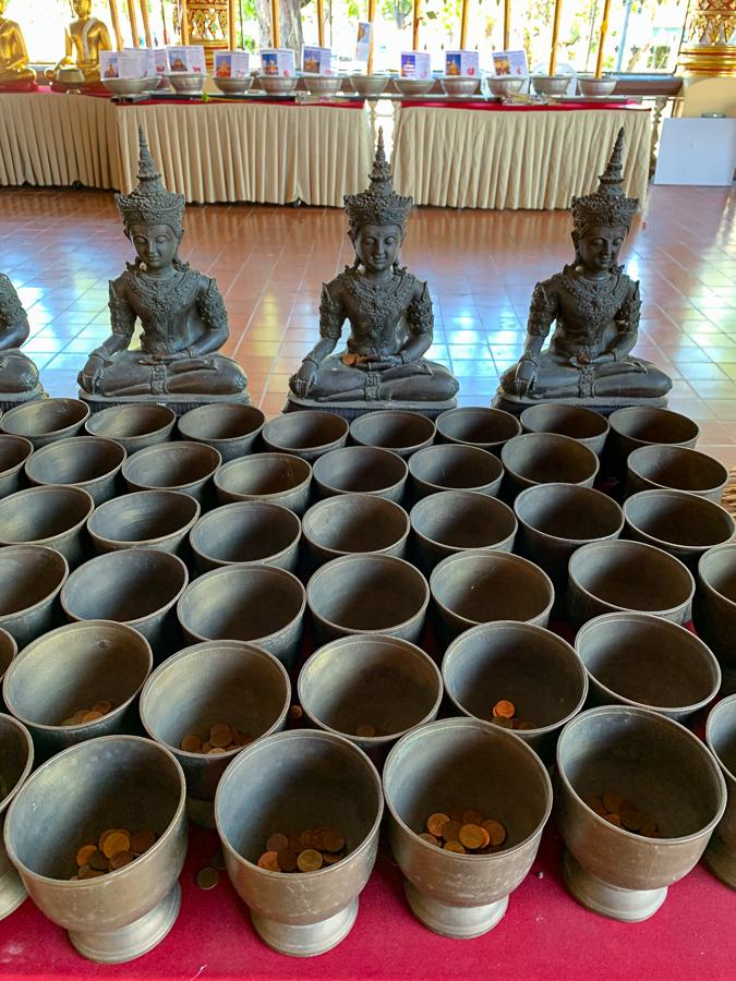 Wat Suan Dok, Chiang Mai, Thailand ©2019 Cyndie Burkhardt.