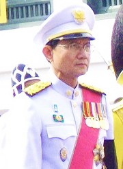 Former Thailand prime minister Somchai Wongsawat, victim of changes to the Thailand Constitution following the 2006 coup d'état - Thailand's 18th military putsch since 1932.