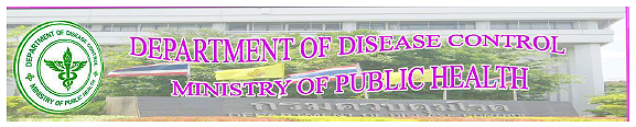Department of Disease Control, Thailand Ministry of Public Health
