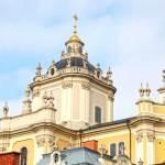 Архикатедральний собор Святоого Юра у Львові