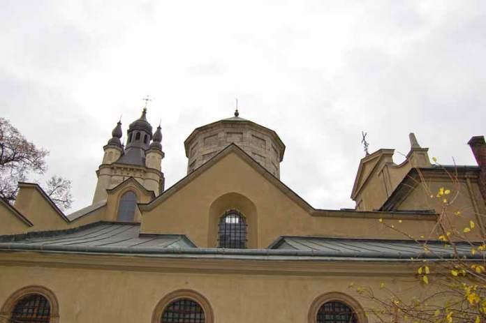 Комплекс вірменського Собору Успіння Пресвятої Богородиці у Львові