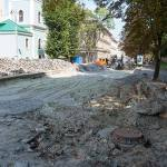 Ремонт перехрестя вулиць Коперника-Словацького У Львові
