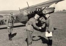 Львів, Генерал Кюблер вітає командира 18-го корпусу, вересень 1939 року