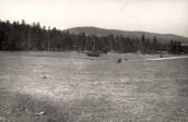Львів, прибуття командувача 18-м корпусом легким літаком, вересень 1939 року