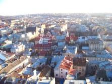 Львів висотний - прекрасний завжди