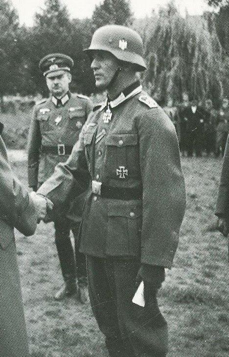 Оберфельдфебель Фрітц Гебауер – перший комендант Янівського концтабору у 1941-1942 рр. Фото: www.ushmm.org