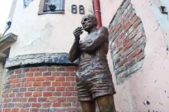 Пам'ятник Пабло Пікассо (вул. Зелена, 88)
