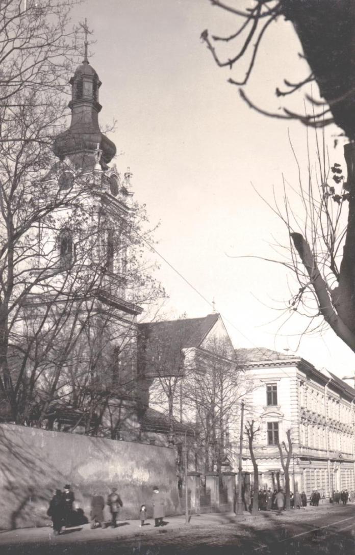 Церква Святого Духа, 1930 р.