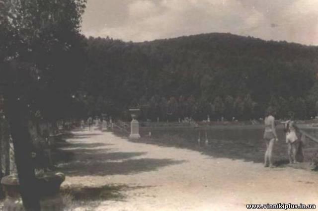 Винниківське озеро,  50-і роки ХХ ст.