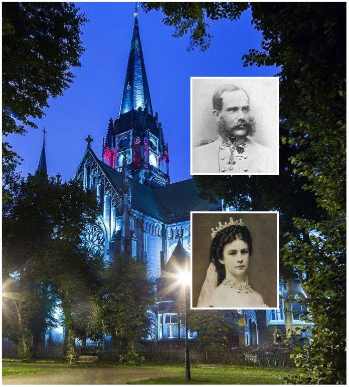Церква святих Ольги й Єлизавети, або памятник цісарському коханню