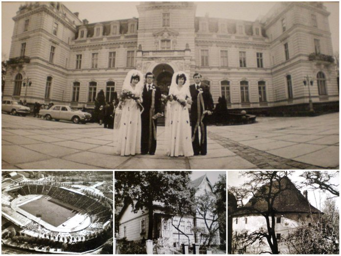 Львів у 1970-их роках. Фотоілюстрації редакції