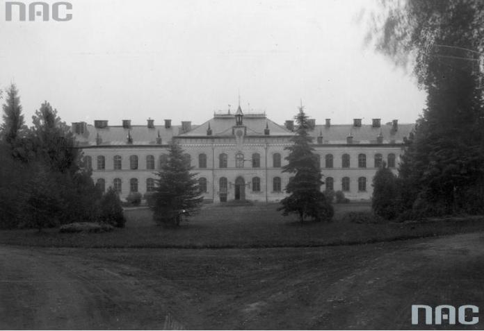 Дослідна станція рільничо-лісового факультету у Дублянах, 1934