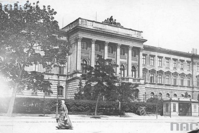 Головний корпус, 1925