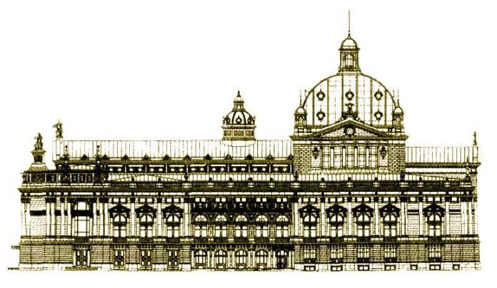 План Львівської Опери