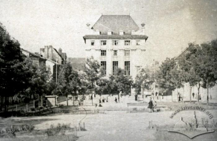 Реміснича палата у Львові, фото до 1914 року