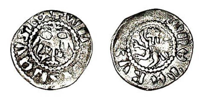 Грошик Руський — монети, які карбували у Львові впродовж 2-ї половини XIV століття для Королівства Руського