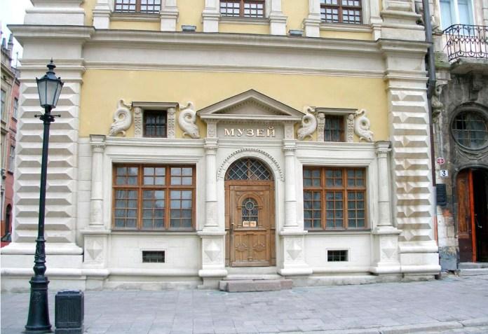 Палац Бандінеллі у Львів